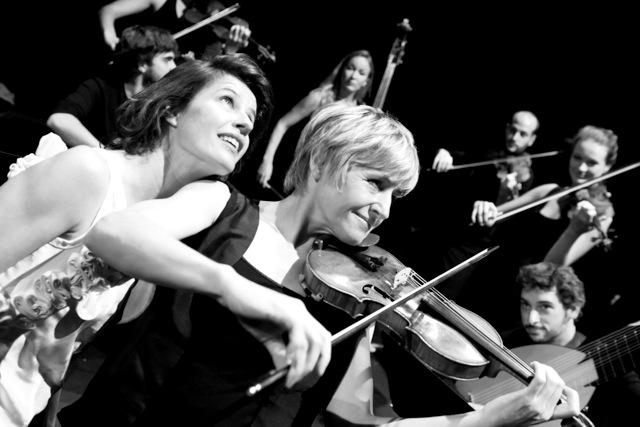 Vivaldi-Piazzolla, Saisons : d'un rivage à l'autre